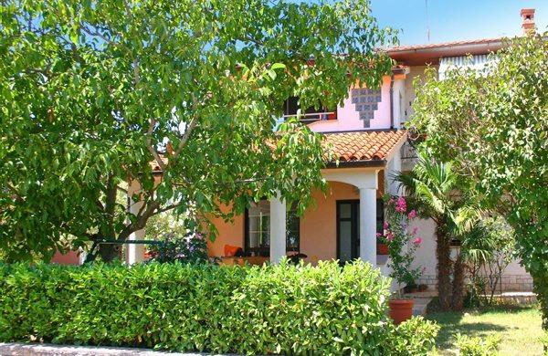 Apartmány Marcana (2+2)