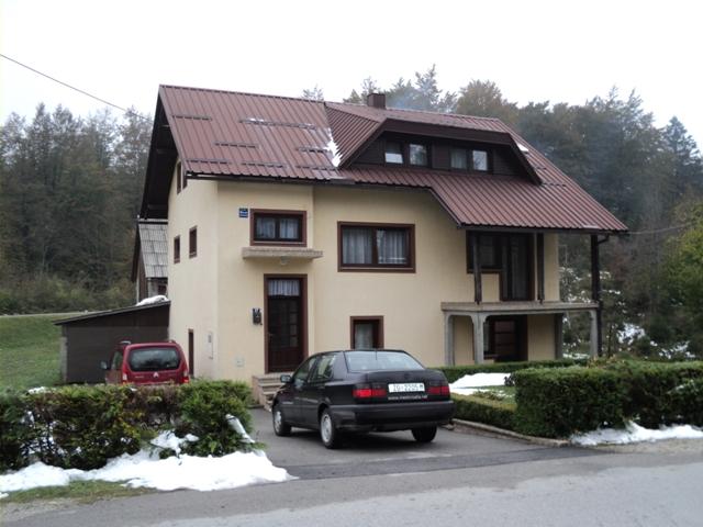 Apartmán Klek - Bjelsko (4+2)