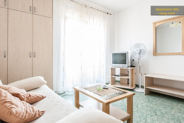 Apartmán Mia - Molat AP4 (2+2)