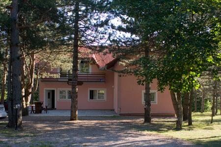 Apartmány a pokoje Nova Lika A1 (2+1)