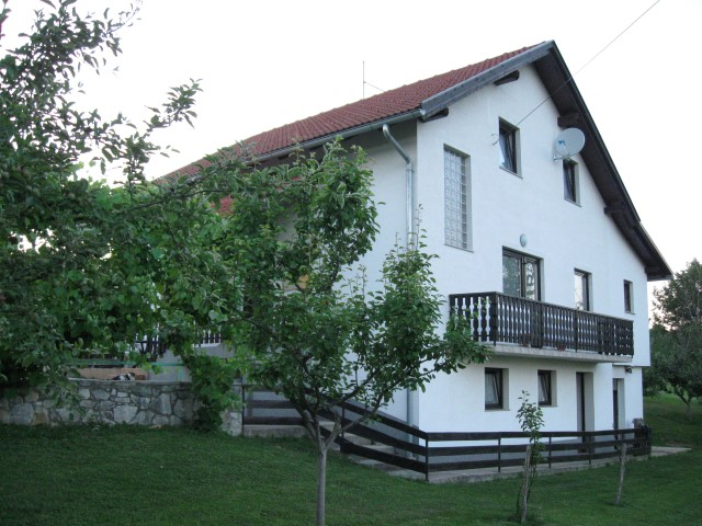apartmány Dale - Smoljanac AP1 (2+2) s balkonem - Plitvická jezera