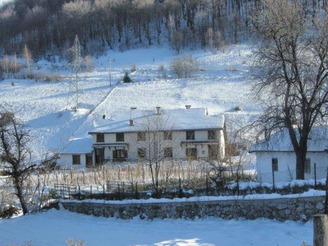 Víkendový dům Vukovic - Kopaonik, obec Brzeće (8 + 2)