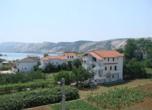 Apartments Bura - Insel Rab Lopar AP6 (4+1)