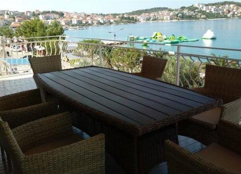 Wohnungen und Zimmer Copacabana - Okrug Gornji Čiovo A5 (6) 77111-A1