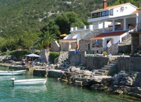 Ferienwohnungen Marija - Gdinj - otok Hvar A1 (2+1) 34161-A1