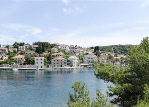 Ferienwohnungen Marinko - Splitska - Insel Brač A1 (4+1) 42241-A1