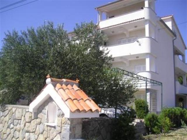 Ferienwohnungen Mlacović AP3 - Palit (4+0)