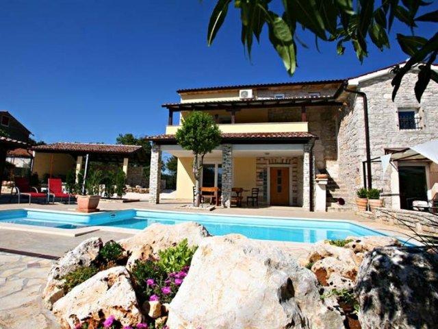 Villa Flores - Barban-Manjadvorci (10+2)