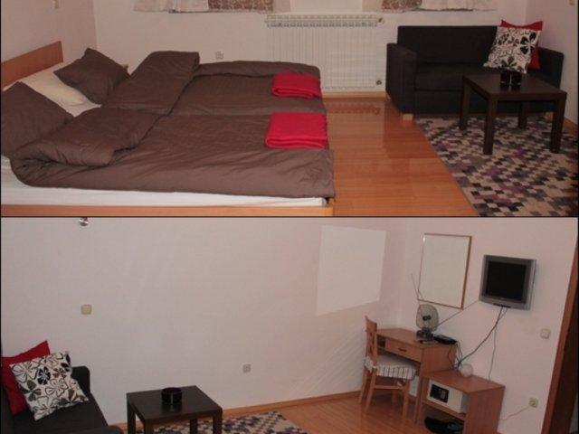 Studio Ferienwohnungen Home In City 3 (2+2)