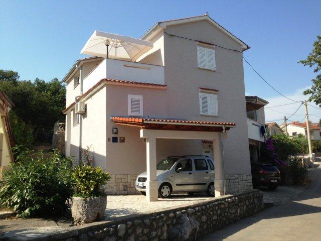 Appartement Turčić - Cizici Krk (3+2)