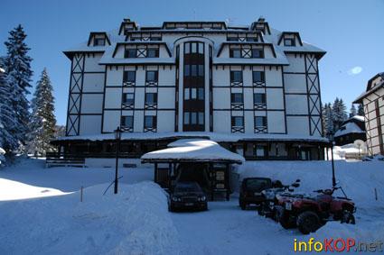 Ferienwohnungen Kopaonik Zentrum - Villa Nikola AP2 (2+1)