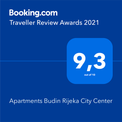 Vacation Apartments Budin Rijeka center