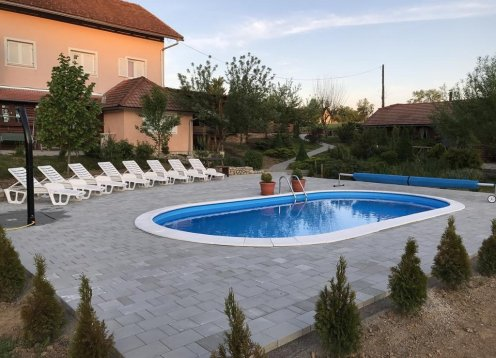 Villa Rubčić - Rakovica, Plitvice AP1 (2+2)