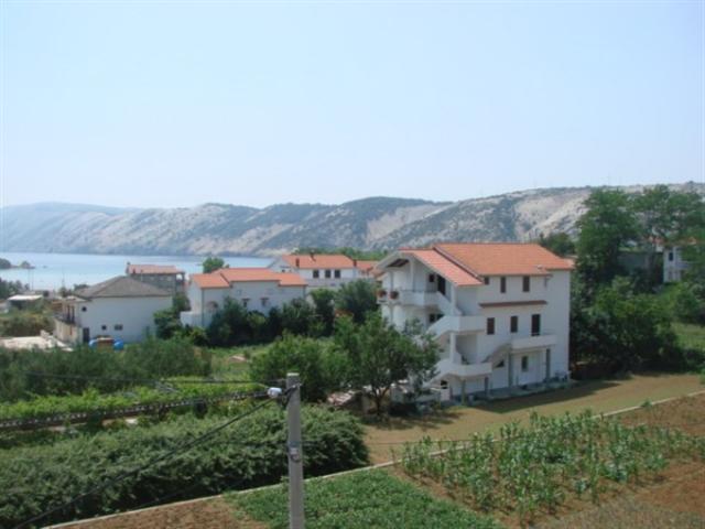 Apartments Bura - island Rab Lopar AP6 (4+1)