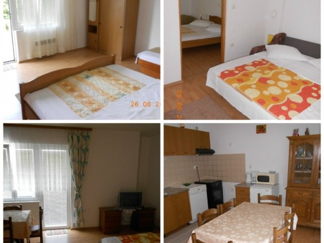 Apartments Margeta - Palit, Rab AP1 (4+0)