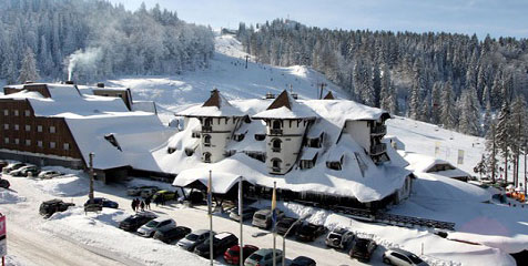 Studio Apartment in Hotel Vucko in Jahorina (2 + 1)