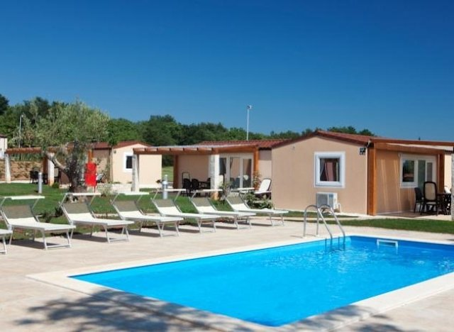 Camping IN Park Umag Mobile Homes BEST ONLINE PRICE GUARANTEE