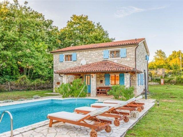 Villa Andigona - Labin - Istria (6+4) V8901-K1