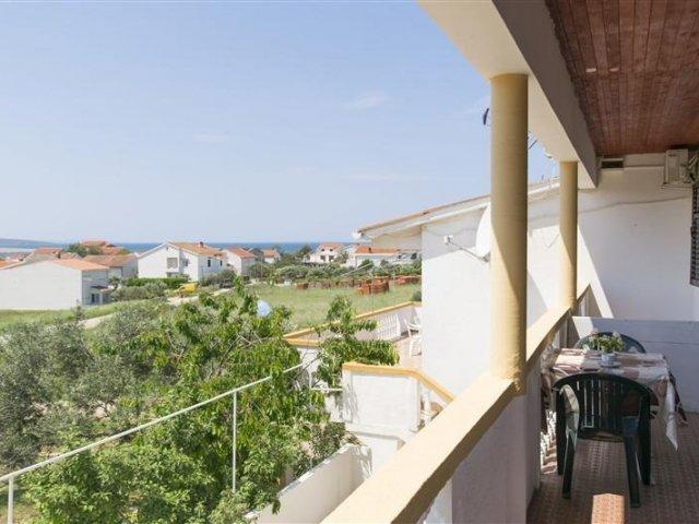 Apartments Sanja - Povljana - Island Pag A4 (4+2) 13501-A4