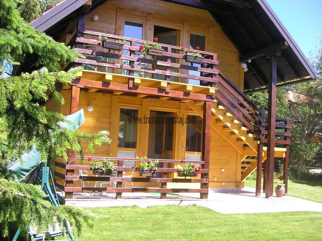 Zlatibor Studio Apartmani Najam Brvnara Kuća Od Drveta