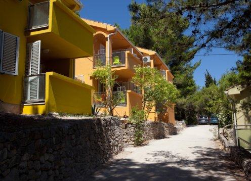 Apartmansko naselje Zelena Punta – Kukljica GARANCIJA NAJNIŽE CIJENE