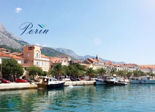 Hotel & Restoran Porin Makarska GARANCIJA NAJNIŽE CIJENE