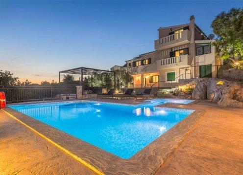 Kuća Villa Boulder - Okrug Donji (Čiovo) (7+3) V5161-K1