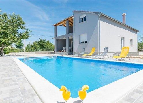 Kuća za odmor Cherry Garden - Zemunik Donji - Zadar (6+2) 71551-K1