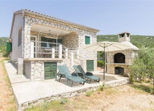 Kuća za odmor Oliver - Dobropoljana - otok Pašman (4+1) 55651-K1