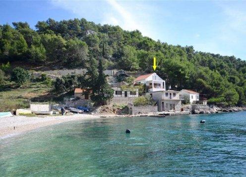 Kuća za odmor Vatromir - Bogomolje - otok Hvar (4+1) 45482-K1