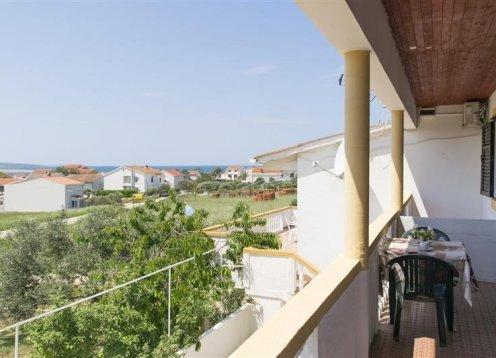 Apartmani Sanja - Povljana - otok Pag A4 (4+2) 13501-A4
