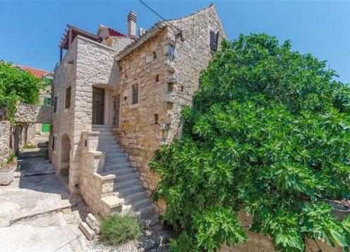 Kuća za odmor Stone house - Prvić Šepurine - otok Prvić (2+2) 27111-K1