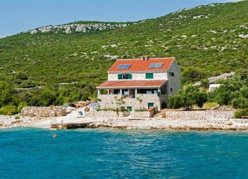 Kuća za odmor Sunshine -  Banj - Ždrelac - otok Pašman (4+1) 93998-K1