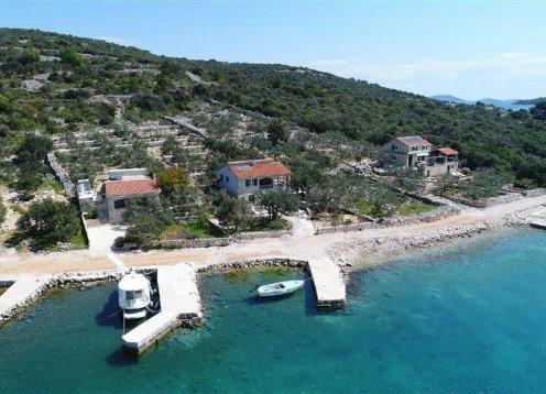 Kuća za odmor Dionis - Pašman Neviđane otok Pašman (4+1) 14573-K1
