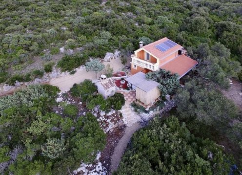 Kuća za odmor Ruby - Pašman Neviđane otok Pašman (4+2) 14556-K1