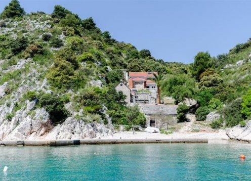 Kuća za odmor Ančica - Stomorska - otok Šolta (6) 45131-K1