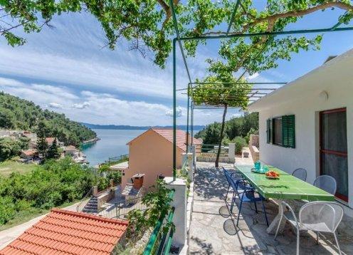 Kuća za odmor Filip - Bogomolje - otok Hvar (2+2) 33731-K1