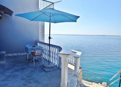 Apartmani LILLY BY THE SEA - Tribanj - Običaj A1 (3) 42016-A1