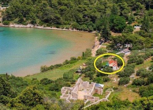 Kuća za odmor Ivica - Postira - otok Brač (2+2) 34902-K1