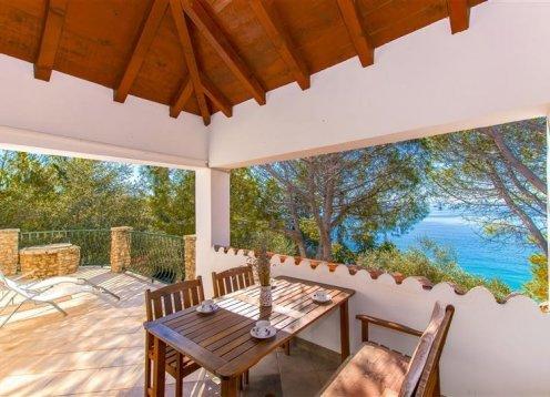 Kuća za odmor Silvestra -  Potočnica - otok Pag (4+2) 20241-K1