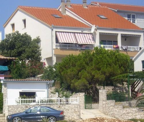 Apartmani Mikulić Sevid AP2 (6+2)