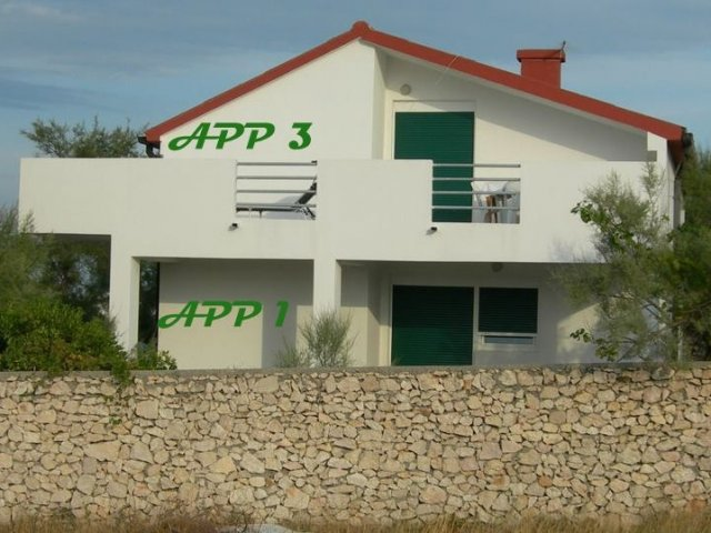 Villa Mor Ražanac AP1 (2+2)