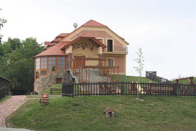 Pansion Klet Kozjak Soba Ljubica (2+0)