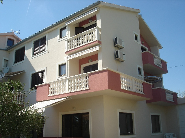 Apartmani Toto Adria AP Narančasti (2+2)