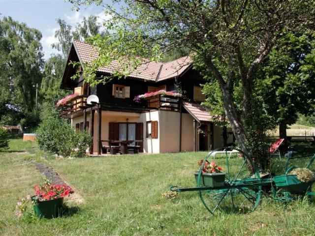 Kuća Rustica - Novi Vinodolski (8+2)