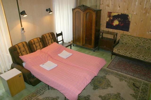 Sobe Gornji Grad Zagreb Soba 1 (2+1)