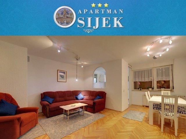 Apartman Osijek (4+2)
