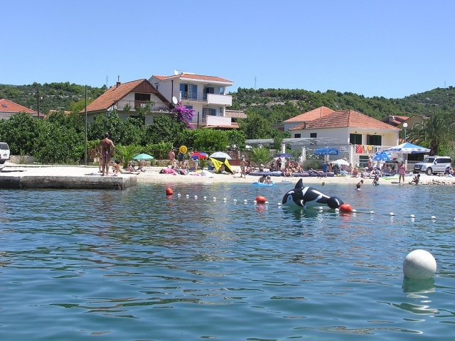 Villa Opatija - Poljica Soba 1 Plava (2+0)