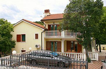 Apartmani Povile - Novi Vinodolski AP1 (4+2)
