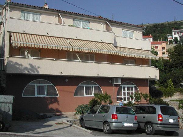 Apartmani Bobinac - Senj AP2 (2+4)